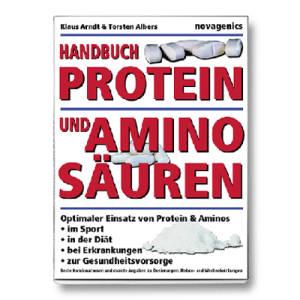 Handbuch Proteine und Aminosäuren / Arndt & Albers