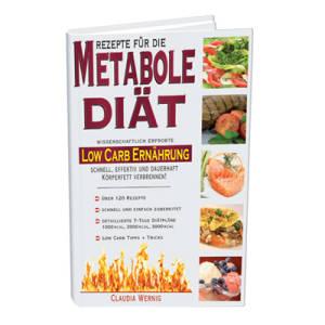 Rezepte für die Metabole Diät / Klaudia Wering & Stefan Korte