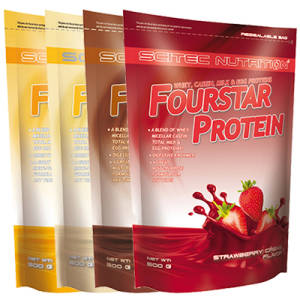 Fourstar Protein 4er Pack