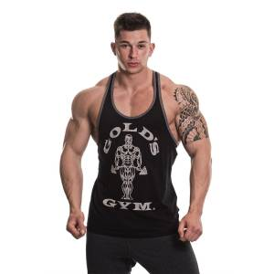 Muscle Joe Contrast Stringer Tank