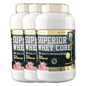 Whey Core 3er Pack