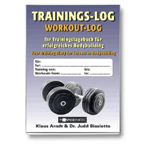 Trainings Log / Klaus Arndt & Dr. Judd Biasiotto