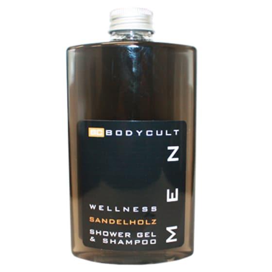 BC Shower Gel & Shampoo MEN Sandelholz