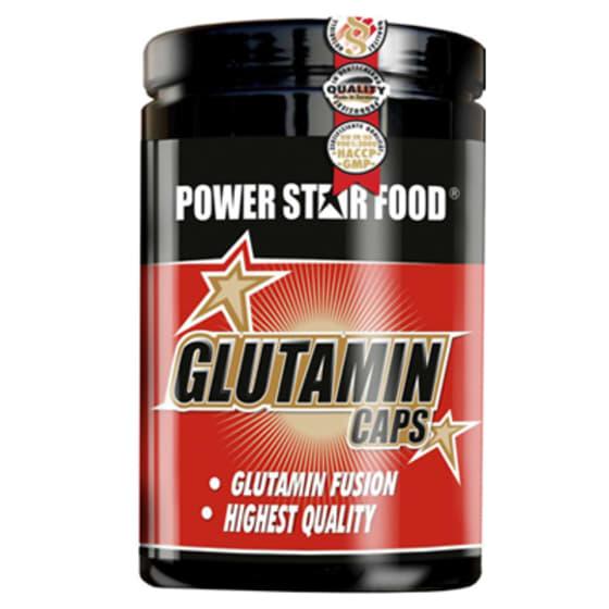 Glutamin Caps