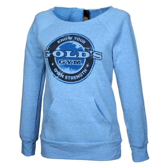 Golds Ladies Cutoff Eco Sweater