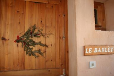 Bienvenue au Chalet le Barlèt - 05100 Névache