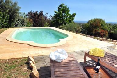 Trullo Cà del Fico: Trulli with pool in Puglia Monopoli