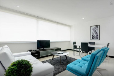 furnished apartments medellin - Nueva Alejandria 1302