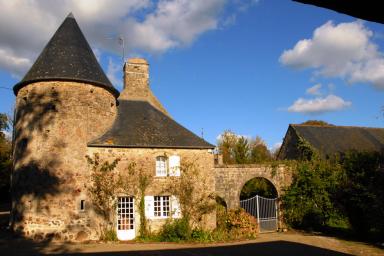 Le gîte de la Ferme au Château de Flottemanville