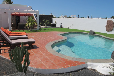 Villa Jardin in Playa Blanca