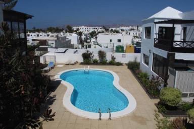 Apartment Aquamarin in small complex with pool in Puerto del Carmen