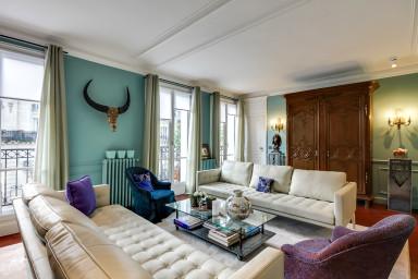 Luxury flat near the Effeil Tower