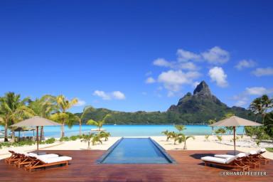 Villa Bora Heaven - Luxe et intimité au bord du lagon