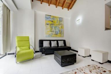 Apartamento cómodo y acogedor cerca del Parque Lleras