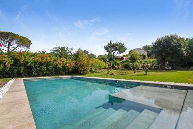Exklusiv villa med pool i St Tropez