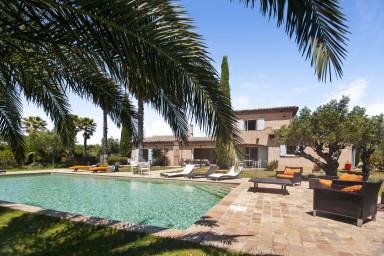 Underbar villa med närhet till Pampelonne stranden