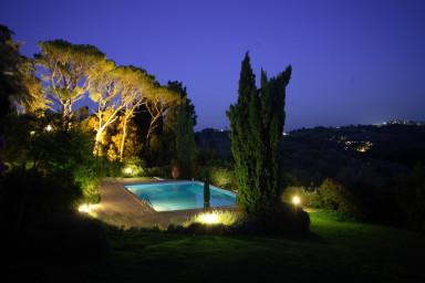 Lyxig villa i hjärtat av den toskanska landsbygden