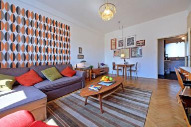 Czecho-Retro Apartment