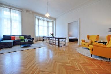 Louvre Apartment in Prague