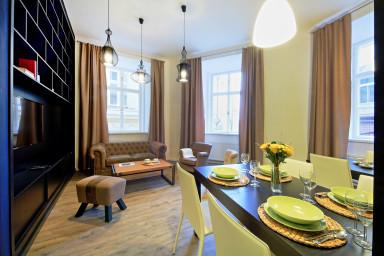 DeLuxe Apartment in Prague
