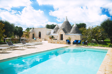 Trullo Pace: Amazing Trullo with Pool