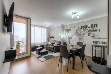 Comfy Condo in Central Bogota