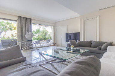 Superb 3 bedrooms apartment on the Croisette