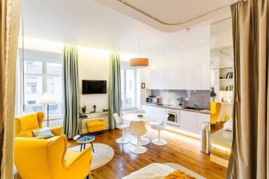 Cosy and Luxury Studio - Croix-Rousse