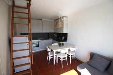 Appartement 2 pièces avec mezzanine à Port Grimaud 1