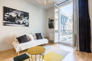 Appartement cosy au coeur des Chartrons