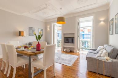 Appartement luxueux avec vue sur Lisbonne