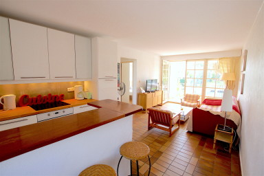 3-room apartment - 5 people- close to the beach
