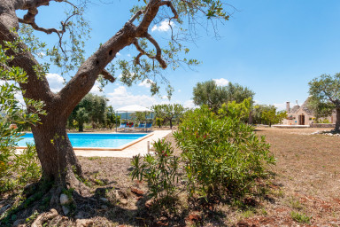 Trullo Acquario: Charming Countryside Trullo with Pool