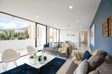 Dazzling View in your Poblado Penthouse