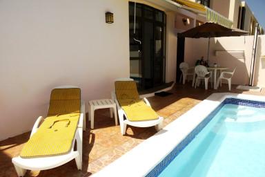Villa Eguzki Lore in Costa Teguise
