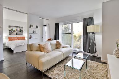 1 Bedroom furnished accomodation at Louis Bohème