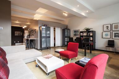 Loft for rent at Lofts des Érables