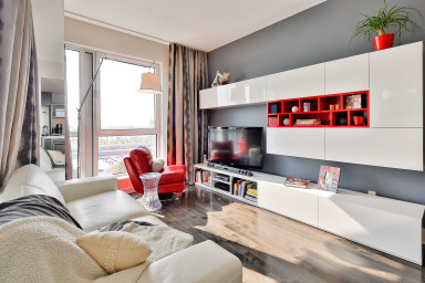 Appartement meublé à louer au Solano 3