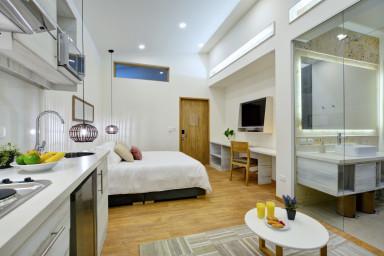 Ten private executive suites in Manga, Cartagena