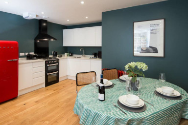 Tasteful apartment in the Heart of Edinburgh