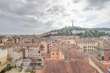 W169 - Appartement chaleureux pour 8 pers. à Lyon