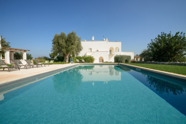 Melograno: Luxury apartment for rent in Puglia