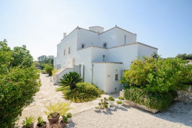 Masseria Pepenofio: Large Luxury Masseria with Pool