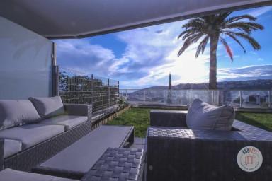 Superbe appartement avec vue mer et jardin