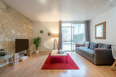 Nice apartment with terrace and parking