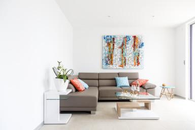 Superbe appartement fraichement rénové, sur la plage & proche centre Canne