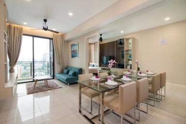 Nadi: Luxury 2BR, 5 mins from LRT, Bangsar
