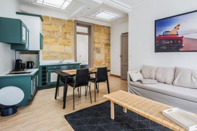 Appartement dans le quartier branché de Bordeaux