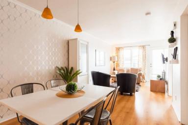 Appartement spacieux pour 4 personnes Vieux Québec