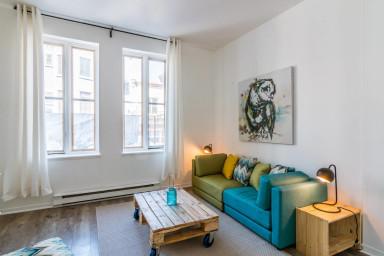 Superbe appartement dans le Vieux-Québec